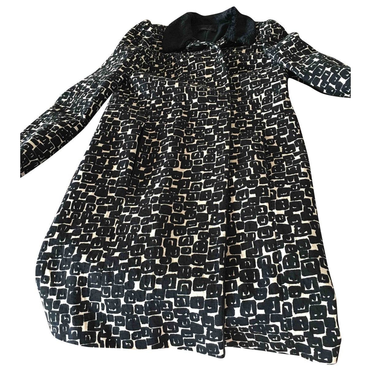 Twin Set \N Cotton coat for Women 44 IT