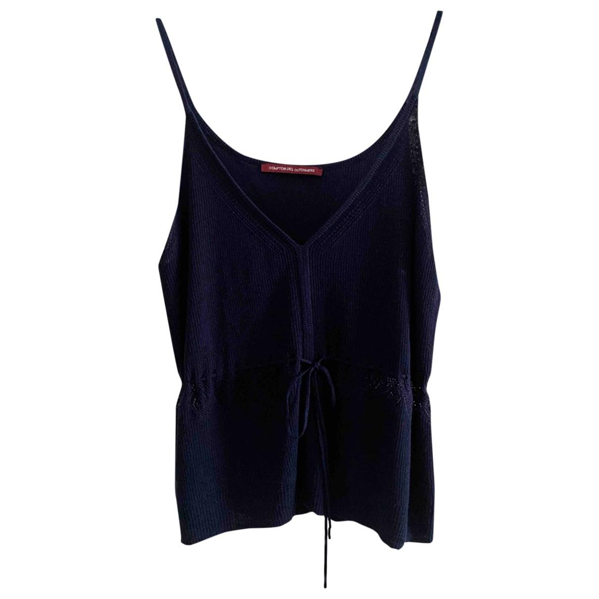 Camiseta sin mangas Comptoir Des Cotonniers