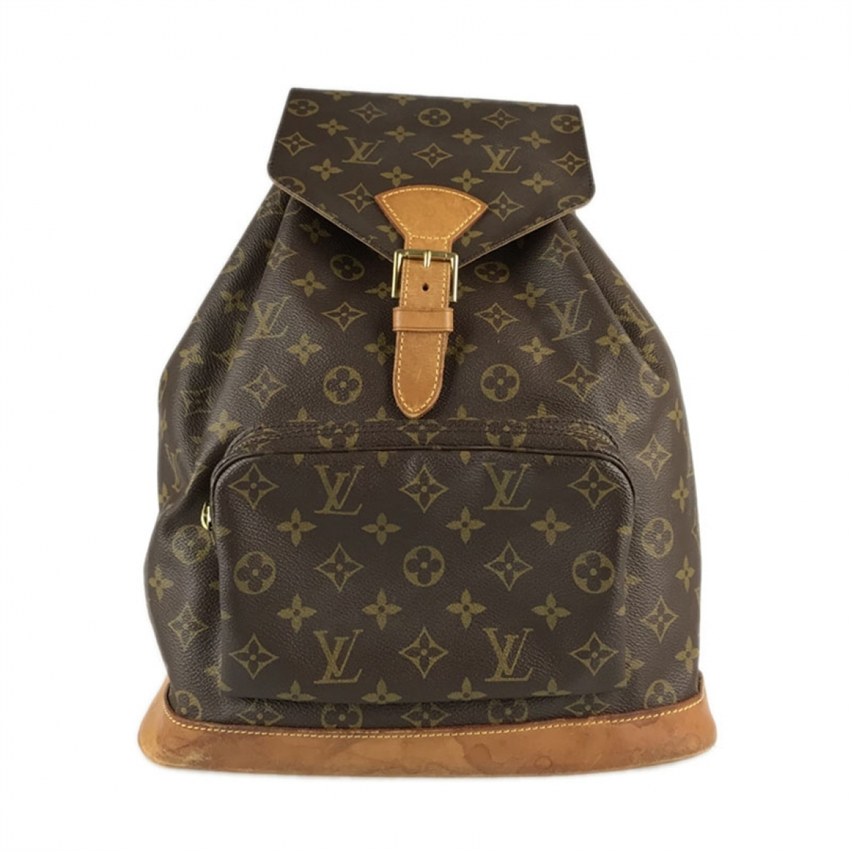 Louis Vuitton Montsouris Cloth backpack for Women \N