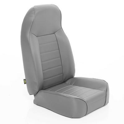 Smittybilt Standard Bucket Seat (Denim Gray) - 44911