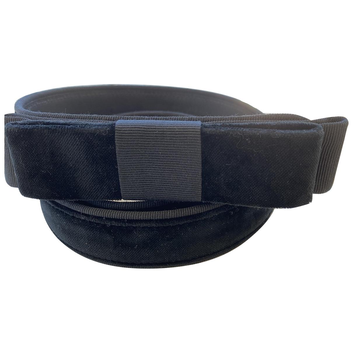 Rena Lange \N Black belt for Women 80 cm