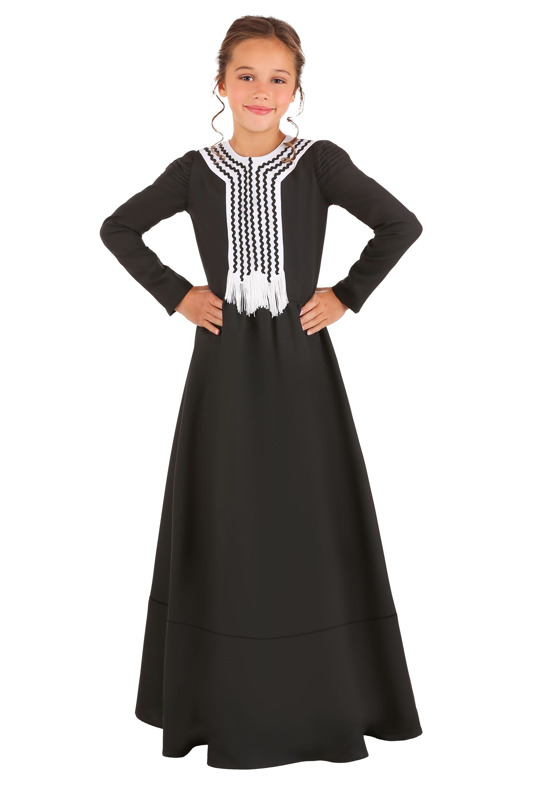 Marie Curie Costume for Girls