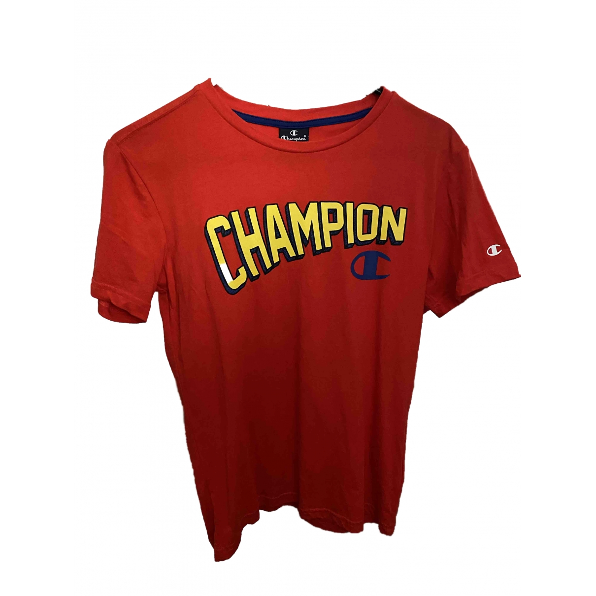 Champion \N Red Cotton  top for Kids 14 years - S FR