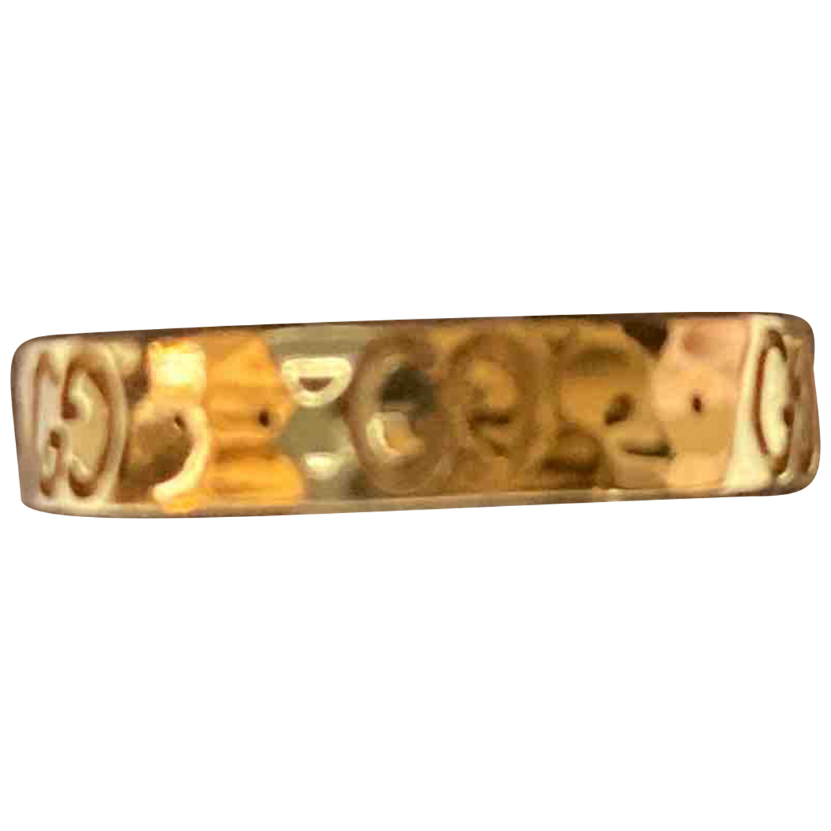 Gucci Icon Gold Yellow gold ring for Women 52 EU