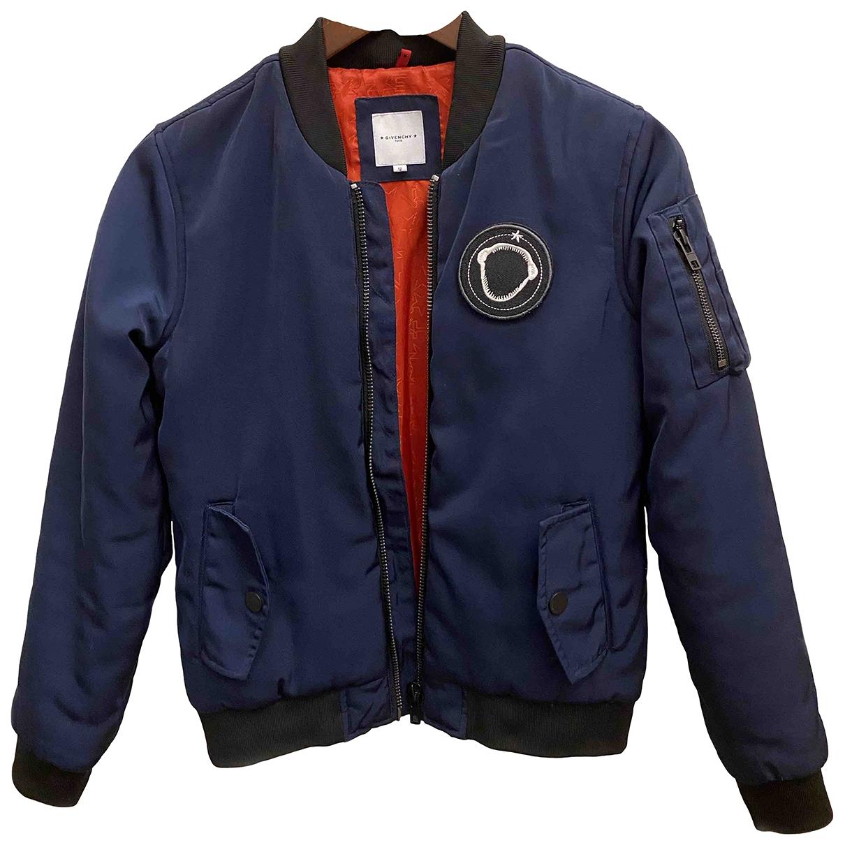 Givenchy - Blousons.Manteaux   pour enfant - marine