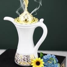 1 Stueck Teekannenformiger Weihrauchbrenner