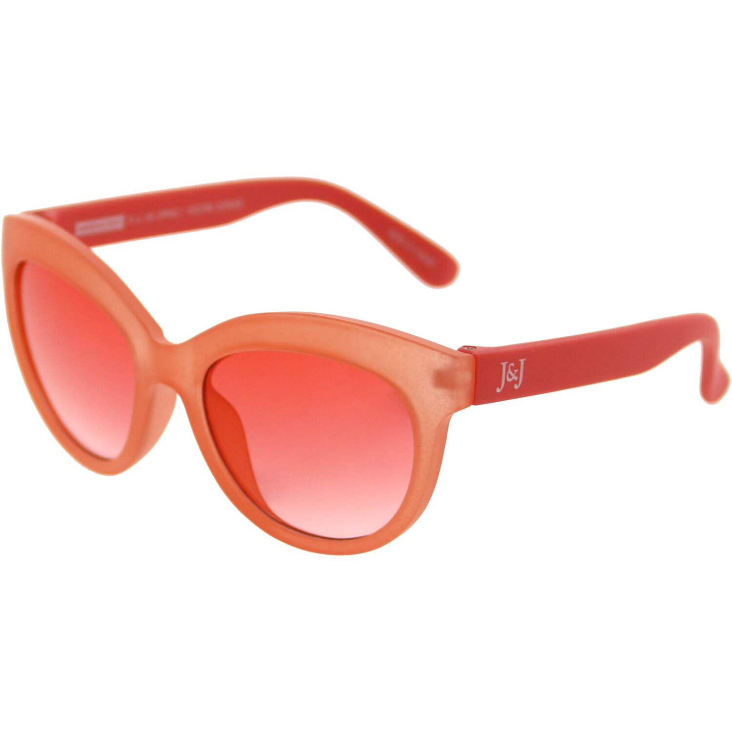Janie And Jack Cat Eye Sunglasses 200354432 Pink Butterfly