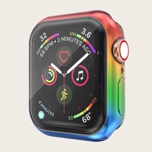 1pc Colorful iWatch Case