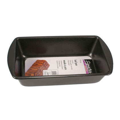 10-Inch Rectangle Carbon Steel Nonstick Bread Loaf Pan, 10 x 5.25 x 2.5 in, 1Pc