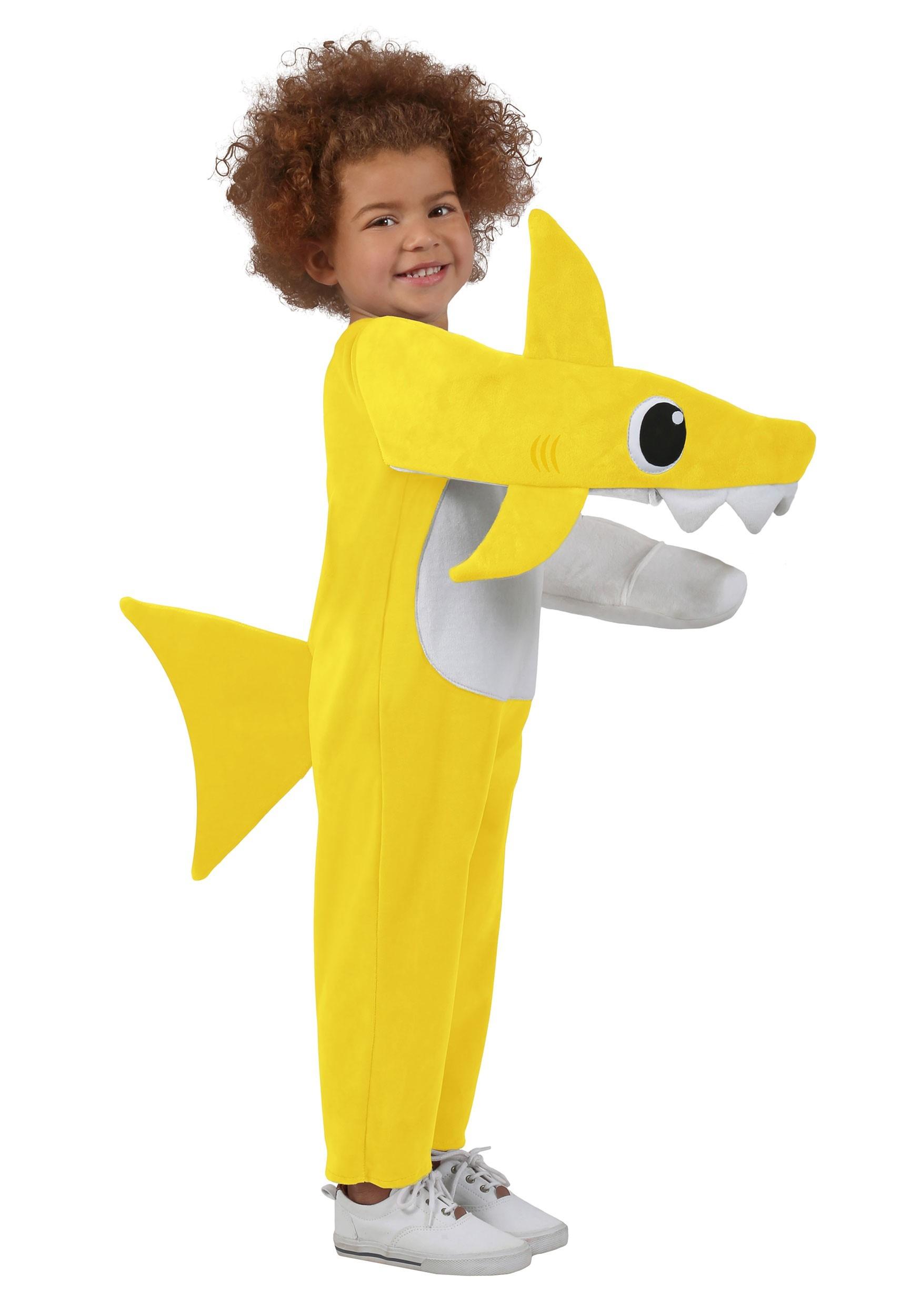 Unisex Baby Shark Costume for Kids | Fish Costumes