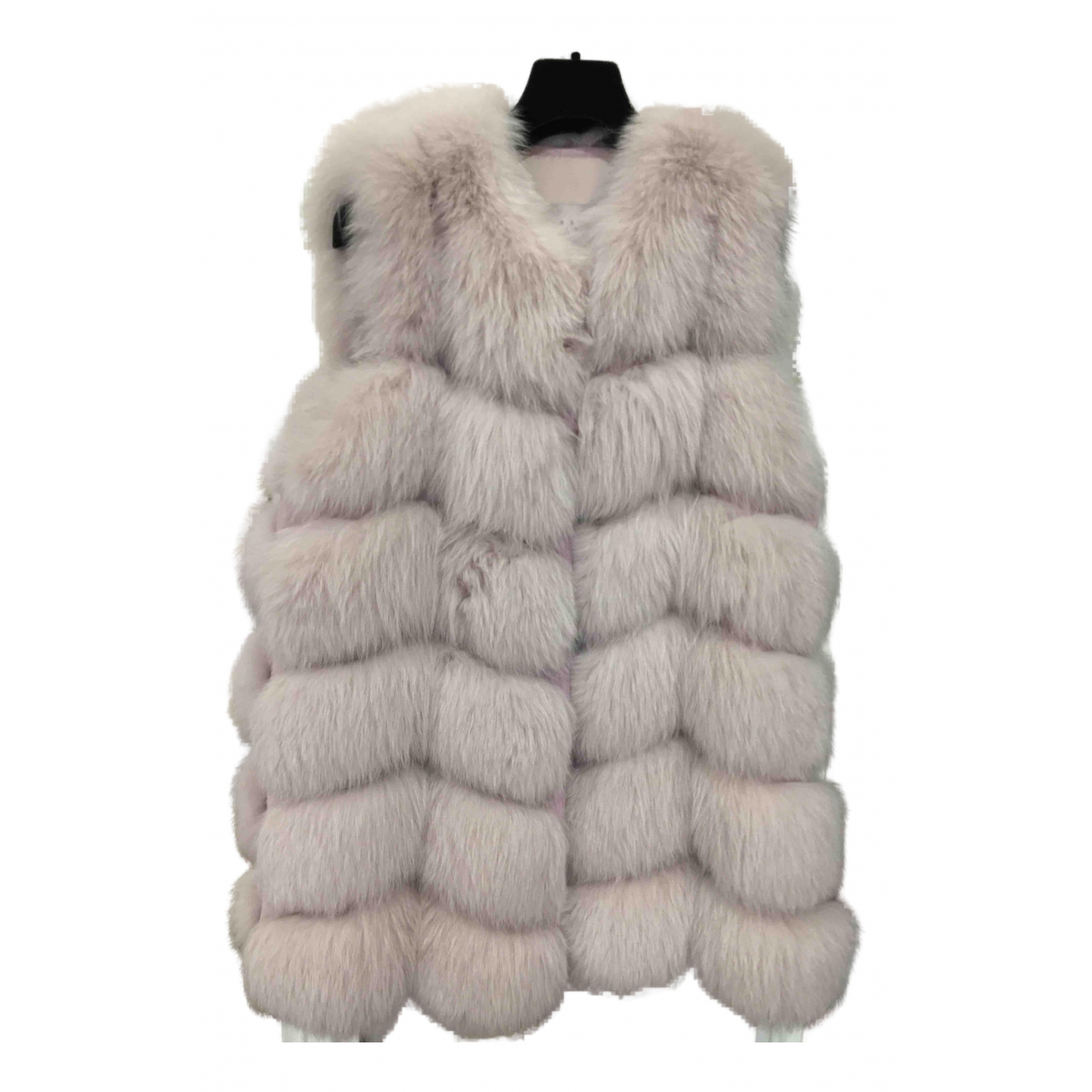 Non Signé / Unsigned N Pink Fox Knitwear for Women 40 FR
