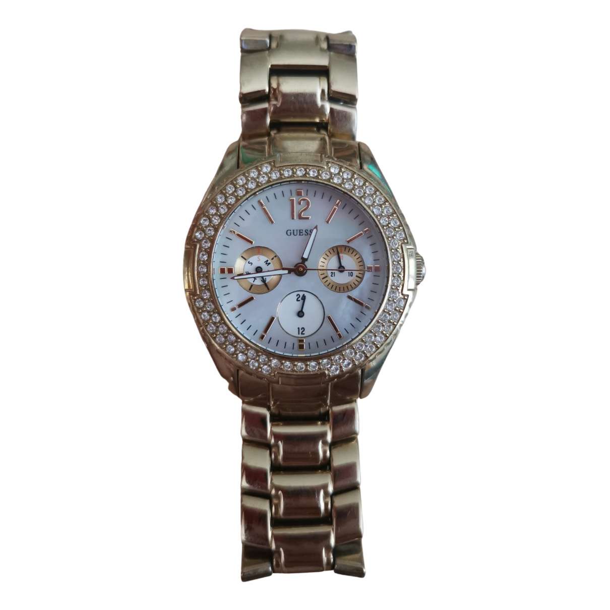 Guess \N Gold Steel watch for Women \N