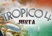 Tropico 4 - Junta Military DLC Steam CD Key