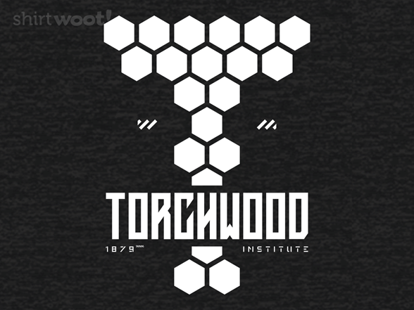 Torchwood Institute T Shirt