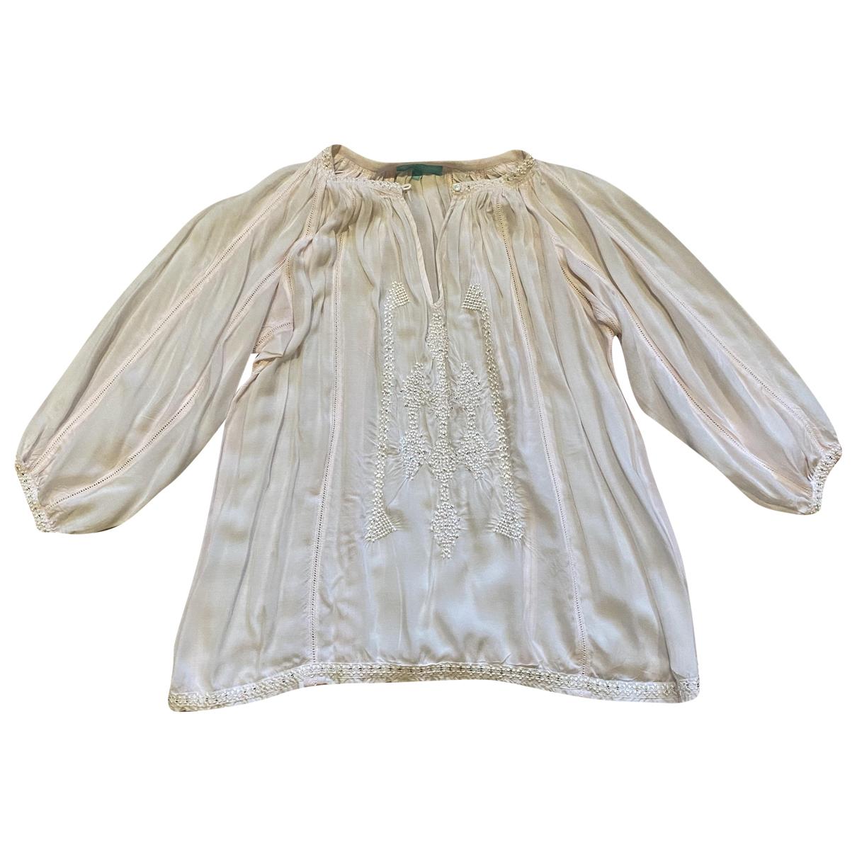Melissa Odabash - Top   pour femme en coton - rose