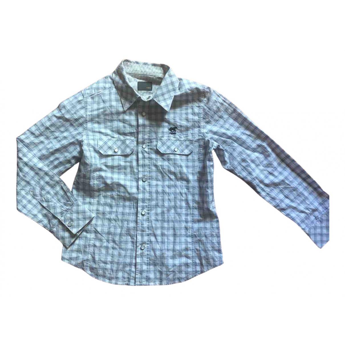 Fendi - Top   pour enfant en coton - blanc