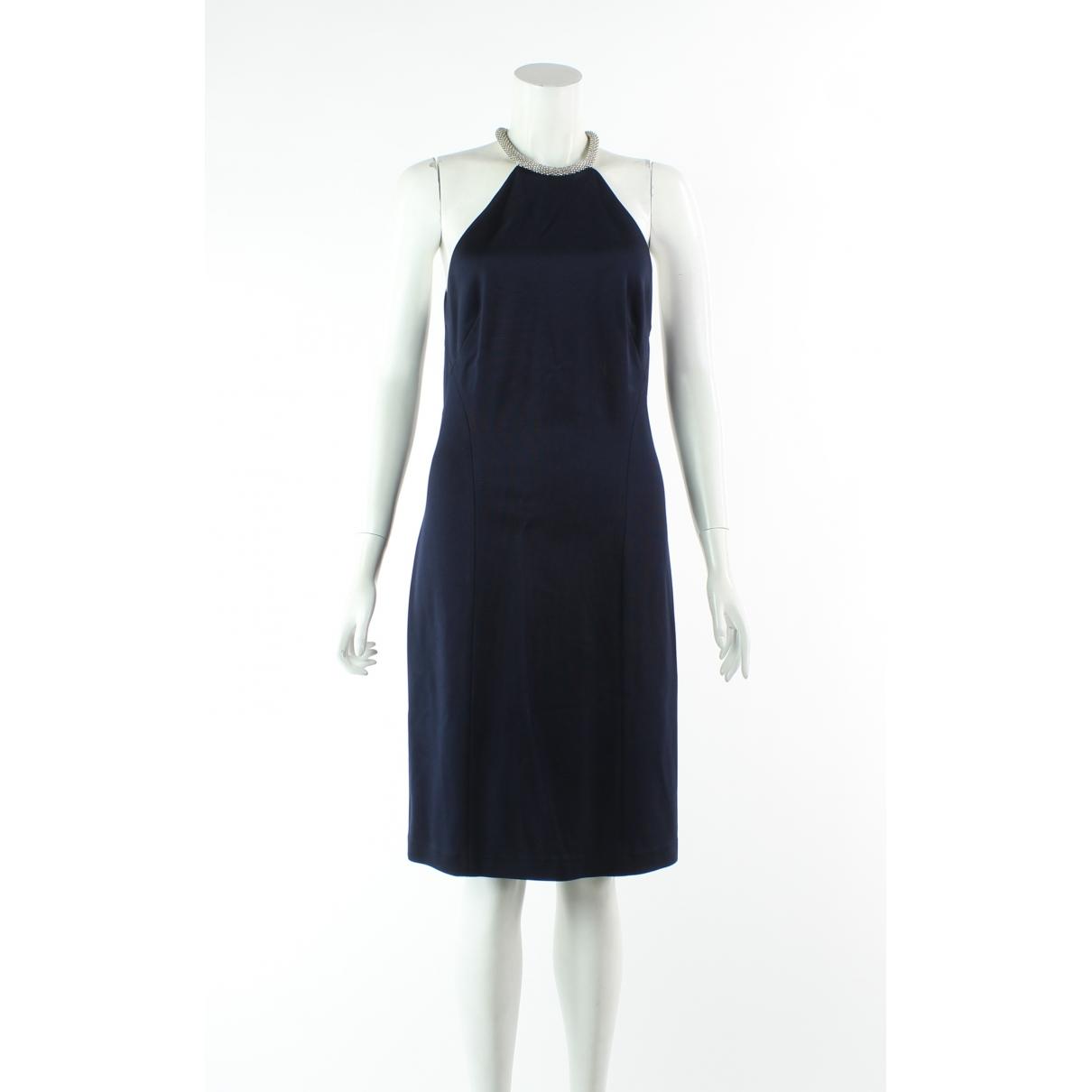 Galvan London - Robe   pour femme - marine