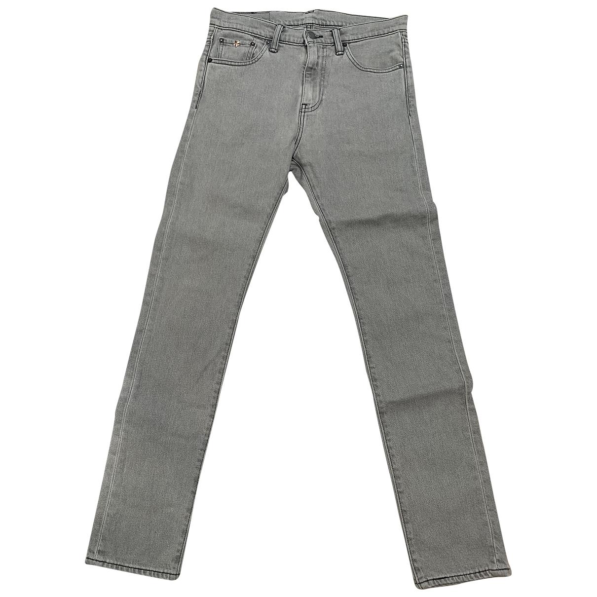 Levi's 510 Grey Cotton Jeans for Men 30 US