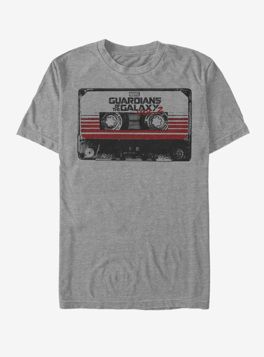 Marvel Guardians Of The Galaxy Awesome Mix 2 T-Shirt