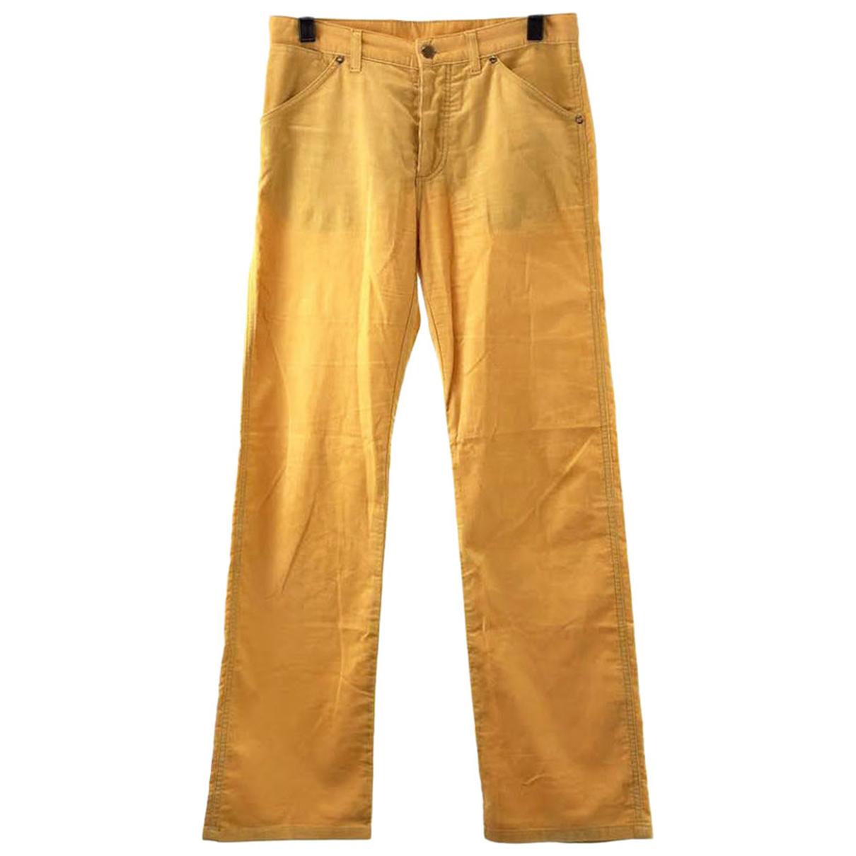 Louis Vuitton - Pantalon   pour homme en coton