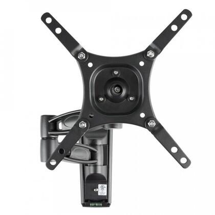 SB-WM-ART1-S-BL Single Arm Articulating Wall Mount for 32