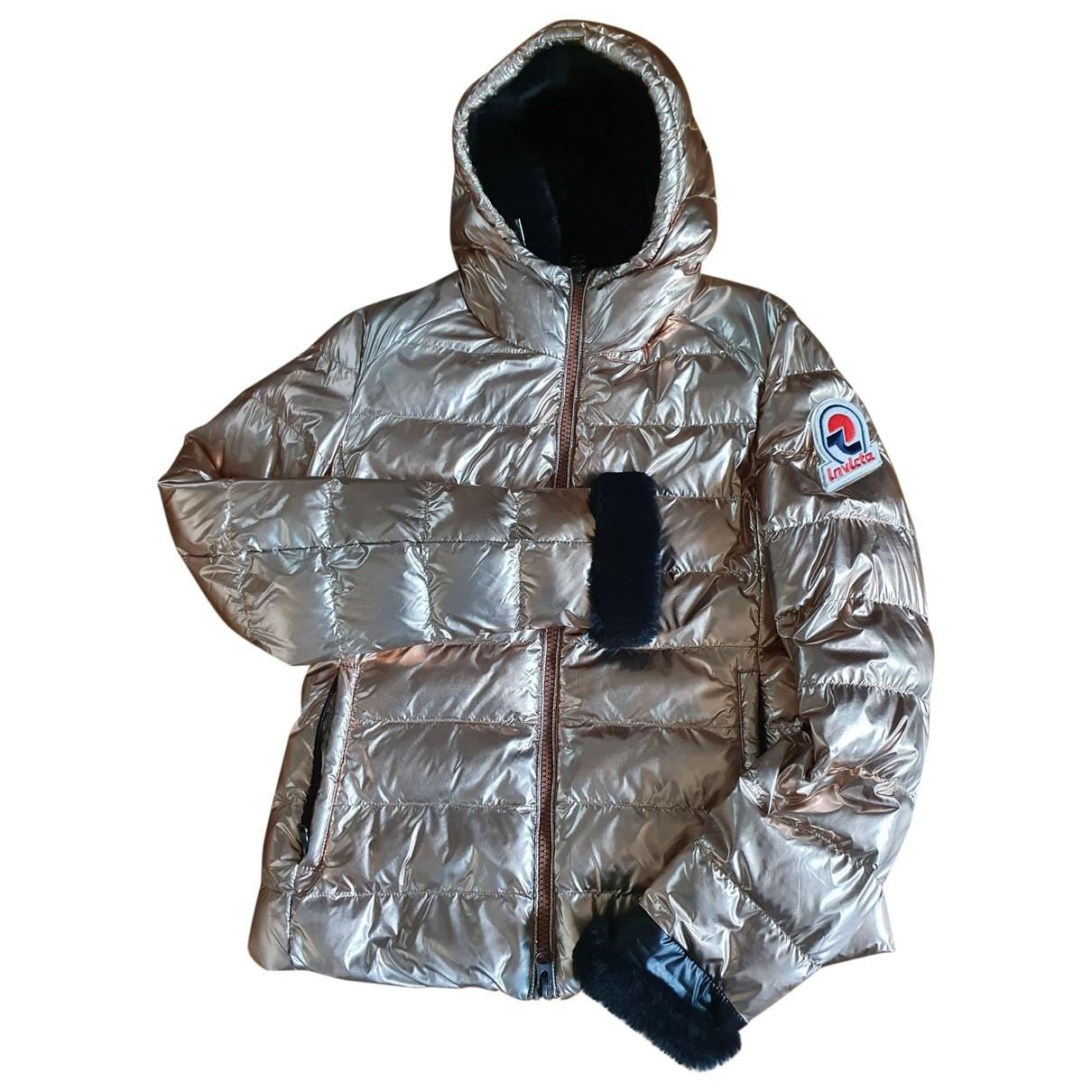Invicta \N Gold coat for Women M International