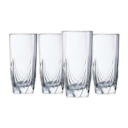 Luminarc Ascot 4-pc. Drinkware Set, One Size , No Color Family