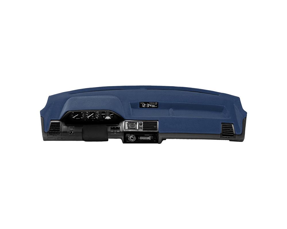 Cover King Custom Tailored PolycarpetDashboard Cover Dark Blue GMC Sierra 1500 | 2500 1999-2004