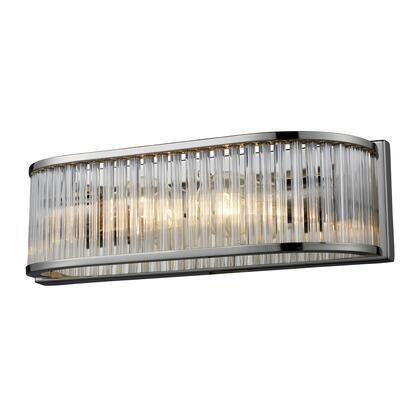 10127/3 Braxton 3-Light Vanity in Polished
