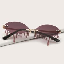 Kinder strukturierte Sonnenbrillen