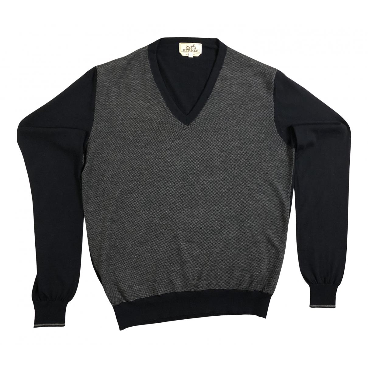 Hermès N Grey Cashmere Knitwear & Sweatshirts for Men L International