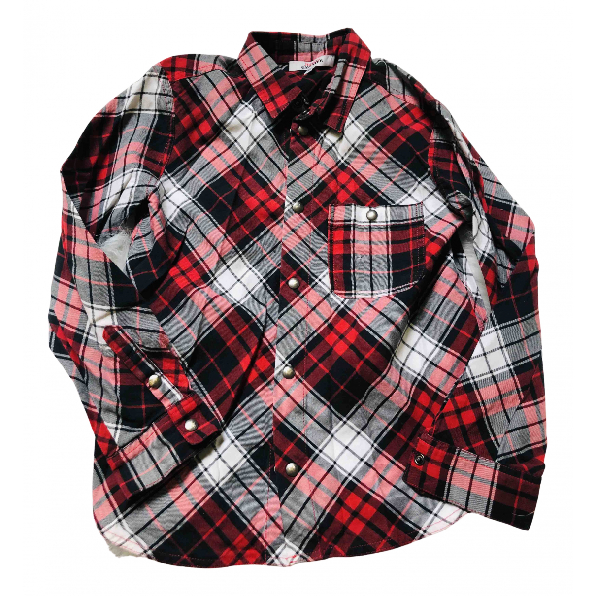 Jean Paul Gaultier \N Red Cotton  top for Kids 5 years - up to 108cm FR