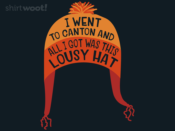 Lousy Hat T Shirt