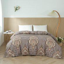 Bettbezug mit Vintage Muster ohne Fuellstoff