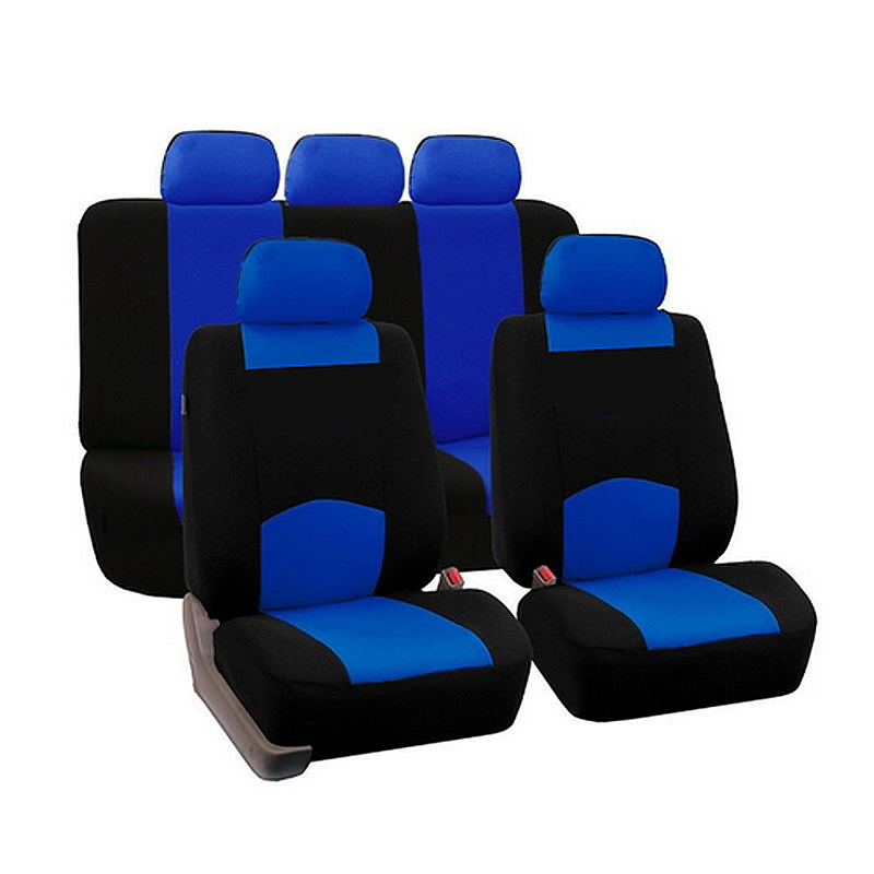 Car Seat Covers Simple Design Durable Material Handy Cloth Universal Car Seat Covers Anti-skid Wear-resistant Dirt-resistant Durable And Breathable