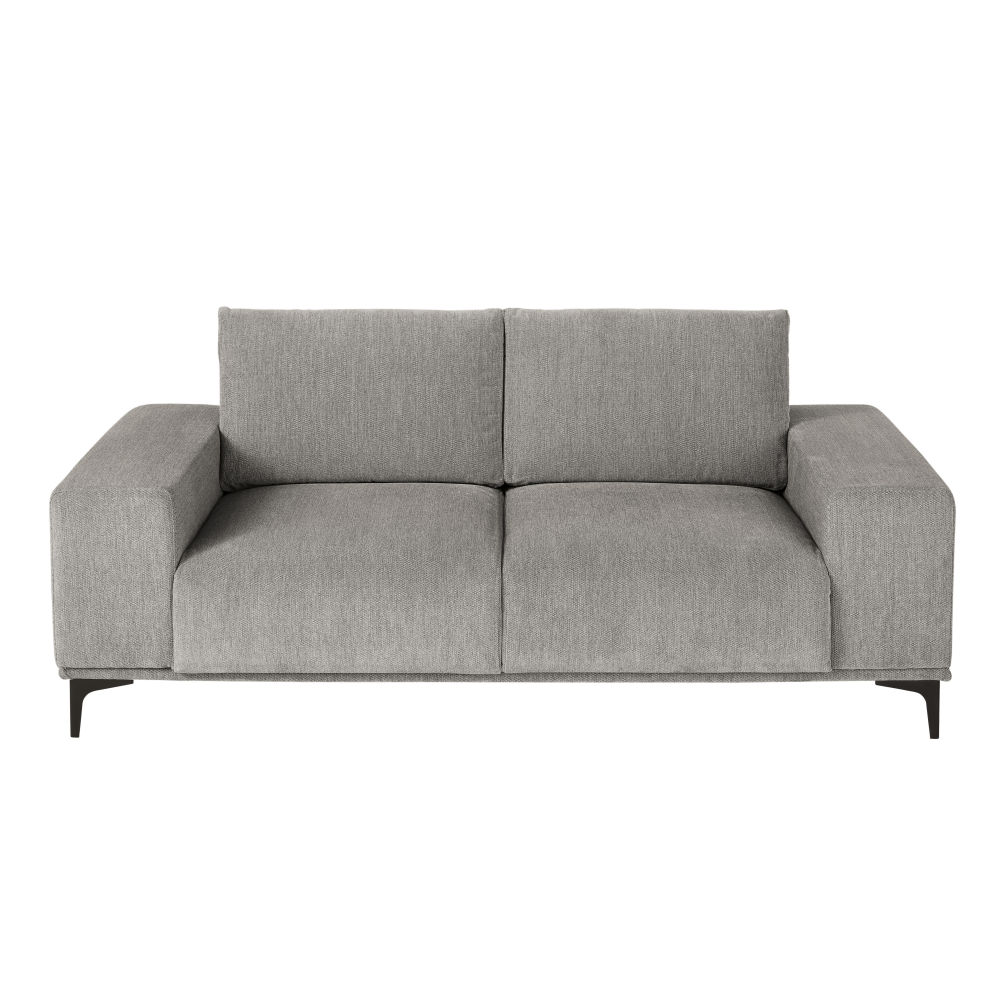 3-Sitzer-Sofa, grau meliert Aaron