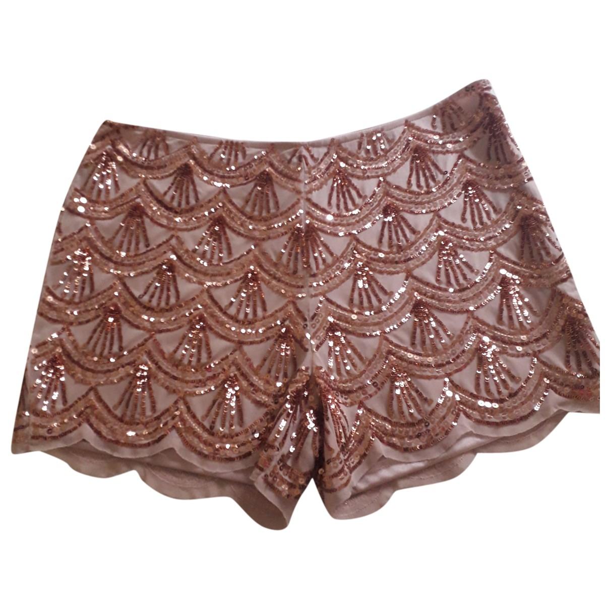 Bermudas de Con lentejuelas Sweet Pants