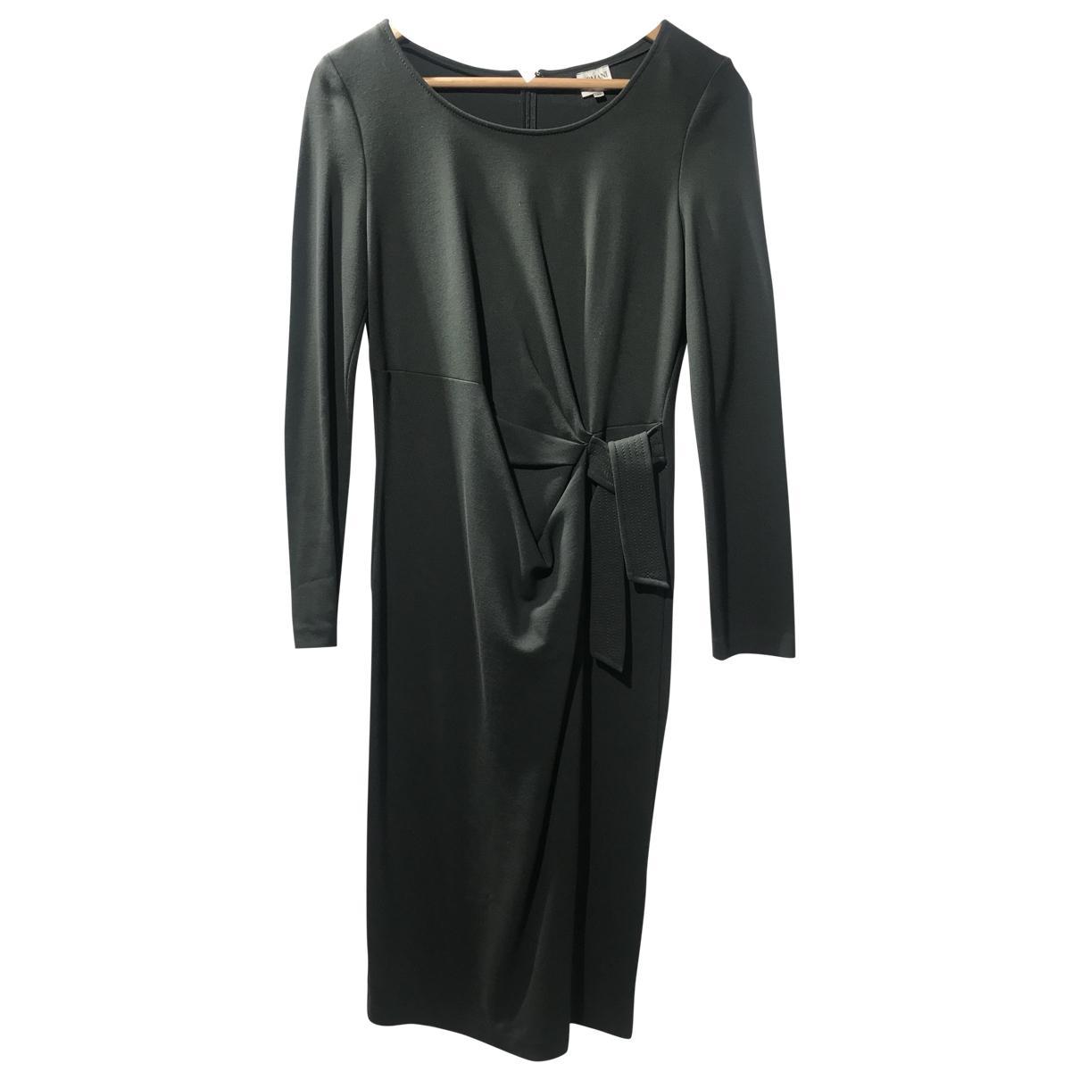 Armani Collezioni \N Green dress for Women 42 IT