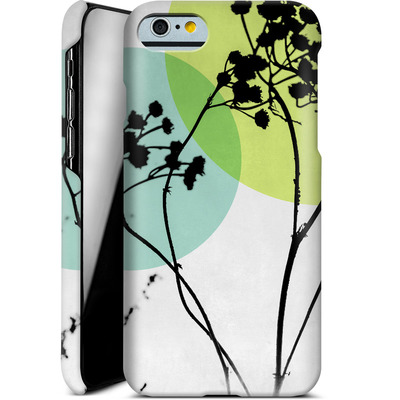 Apple iPhone 6s Smartphone Huelle - Abstract Flowers 2 von Mareike Bohmer