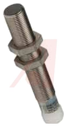 Eaton M12 x 1 Inductive Sensor - Barrel, 0-10 V, 0-20 mA, Analogue Output, 4 mm Detection, IP67, M12 - 4 Pin Terminal
