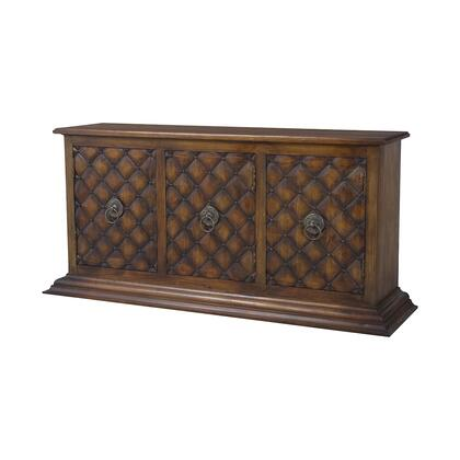 6415518 Carved Credenza  In New Signature