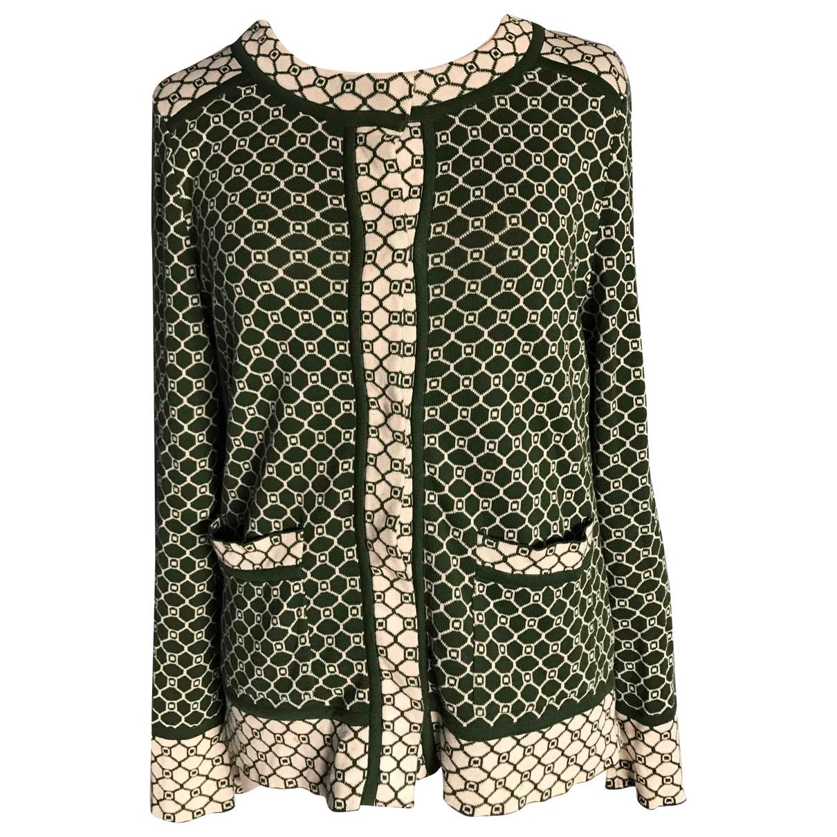 Raoul - Pull   pour femme en coton - vert