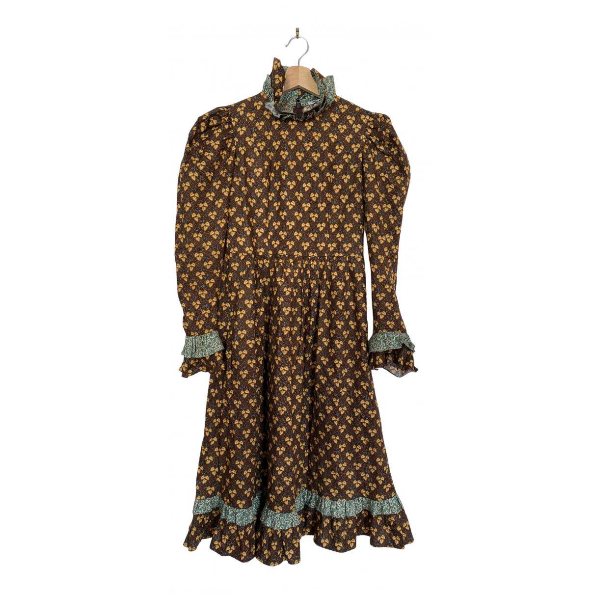 Vestido midi Batsheva