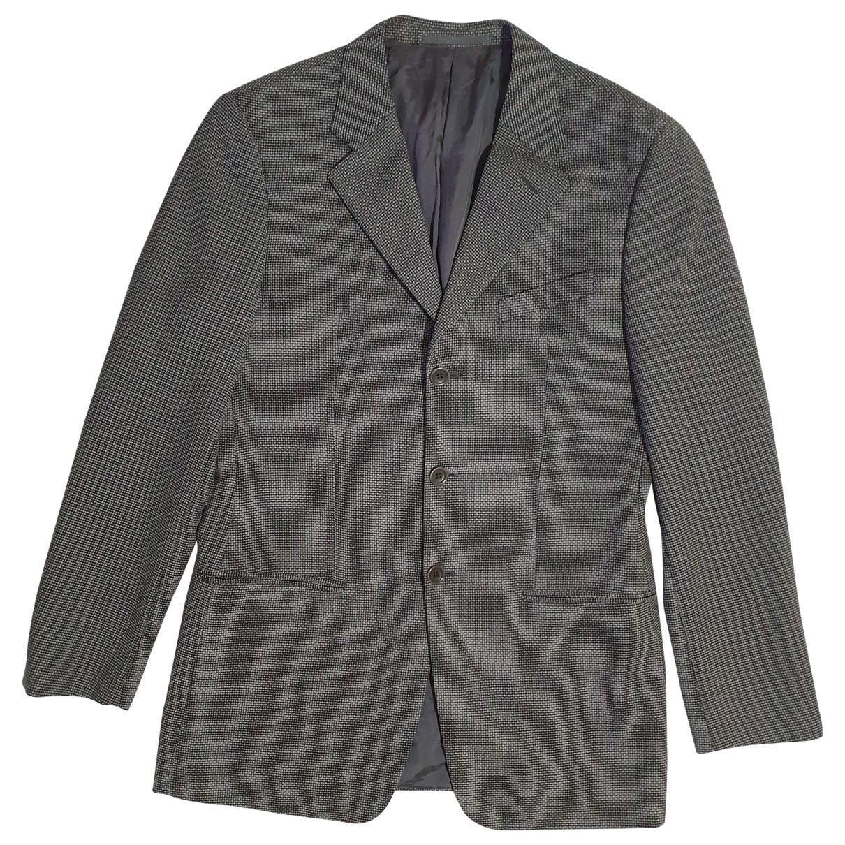 Armani Collezioni - Vestes.Blousons   pour homme en laine