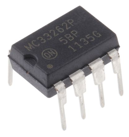 ON Semiconductor MC33262PG, Power Factor Controller 8-Pin, PDIP