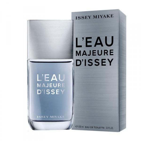 LEau Majeure dIssey - Issey Miyake Eau de toilette en espray 100 ML