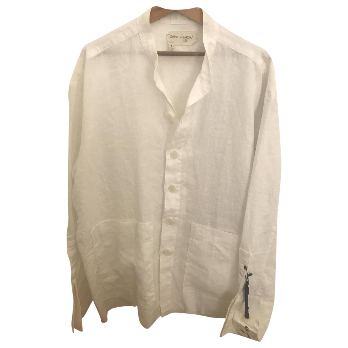 Camisas de Lino Greg Lauren