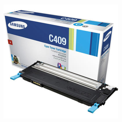 Samsung CLT-C409S Original Cyan Toner Cartridge