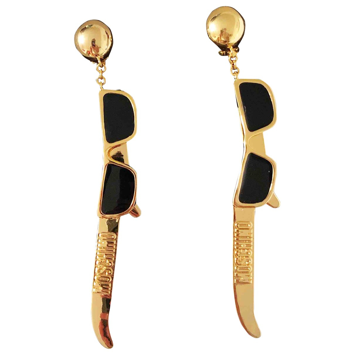 Pendientes Moschino For H&m