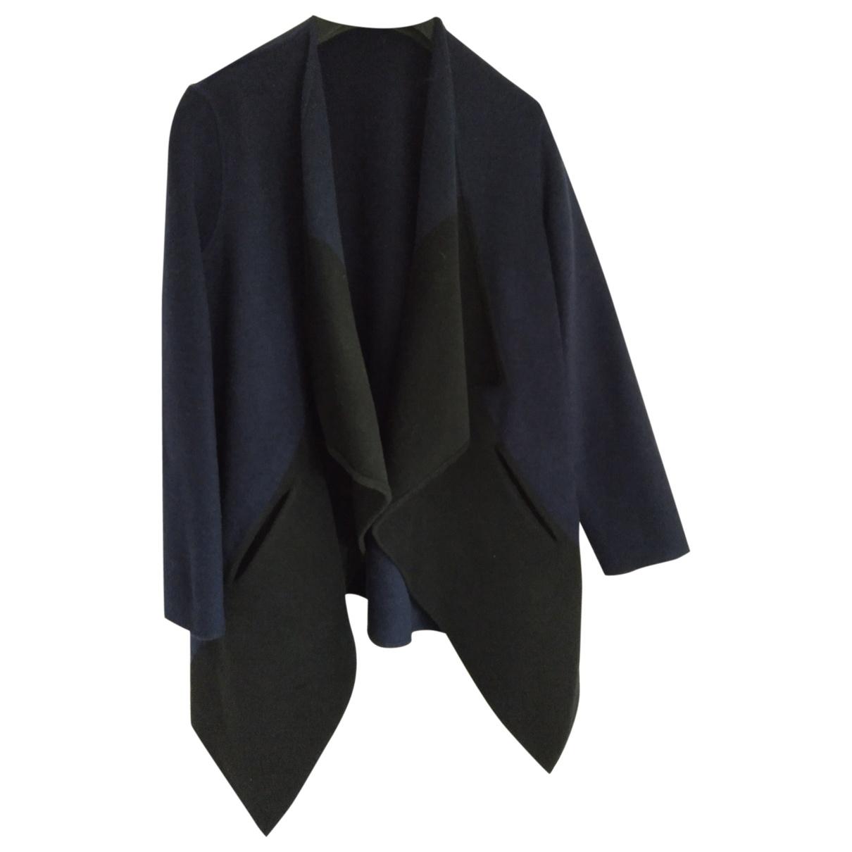 Closed \N Black Wool coat for Women S International